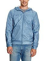 FRENCH COOK Chaqueta Impermeable Raincoat (Azul Claro)