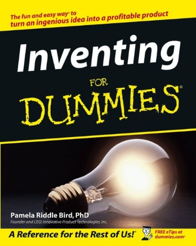 Inventing For Dummies front-1023479