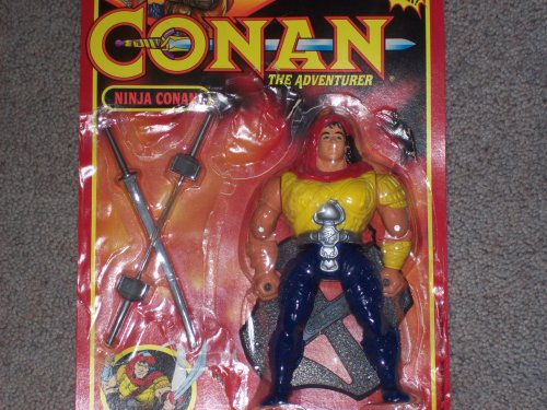 "Conan the Adventurer: Ninja Conan 8"" Figure"