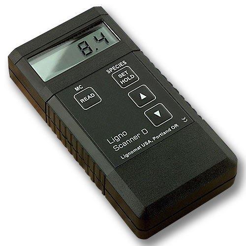 Lignomat Scanner D Pinless Moisture Meter