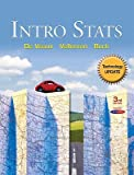 img - for Intro Stats Technology Update [With DVD ROM]   [INTRO STATS TECHNOLOG-3E W/DVD] [Hardcover] book / textbook / text book