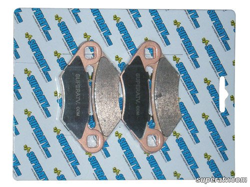 #1153 POLARIS RZR REPLACEMENT BRAKE PADS