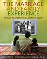 The Marriage and Family Experience by Strong
