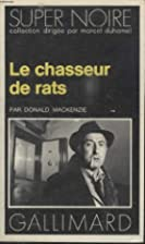 Le chasseur de rats - super noire n° 73 by…