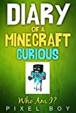 Minecraft Diary: Diary Of a Minecraft Curious - Who Am I?