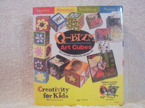 Q-Bizm Art Cubes