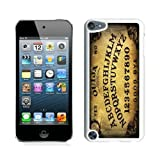 High Quality iPod Touch 5 Case Cool And Fantastic Designed Case With Ouija Board 1 White iPod Touch 5 Cover