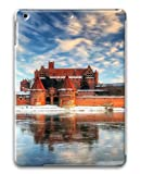Castle In Poland Hard Case Cover for Apple iPad Air / iPad 5 / iPad 5th Generation