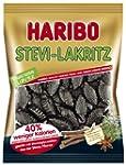 Haribo Stevi-Lakritz, 5er Pack (5 x 1...