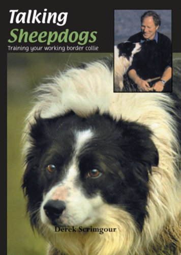 Border Collies are excellent herding dogs. This book, Talking Sheepdogs: Training Your Working Border Collie, will teach you what you need to know to train your next herding dog.