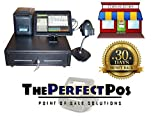 Tablet Point of Sale Bundle Featuring Cornerstore POS for Retail video review