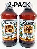 Agua De Azahar 8 Oz. Orange Flower-Blossom Water 2-PACK
