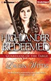 img - for Highlander Redeemed (Guardians of the Targe) book / textbook / text book