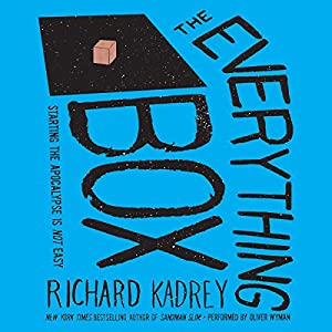The Everything Box Hörbuch