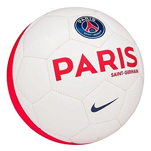 Nike, Pallone da calcio, modello Supporter, Bianco (White/Red/Navy), 5