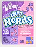 Wonka Nerds Strawberry/Grape 46g