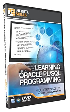 Learning Oracle PL/SQL Training Video - Tutorial DVD