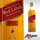 JOHNNIE WALKER レッドラベル 赤 40度 700ml ウイスキー 3本