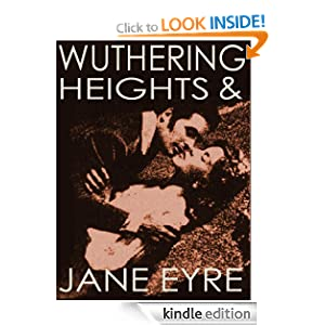 WUTHERING HEIGHTS & JANE EYRE (Illustrated)