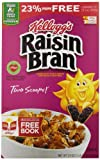 Raisin Bran Cereal, 29 Ounce (Pack of 14)