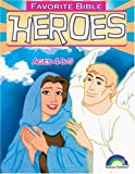 Favorite Bible Heroes Ages 4-5
