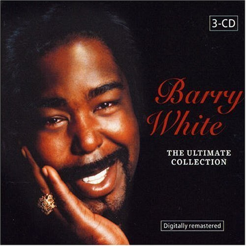 Barry White Ultimate Collection: Barry White Ultimate Collection CD Covers