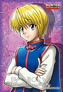 HUNTER×HUNTER Kurapika