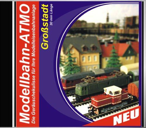 CD-Modellbahn-Atmo-Die-Geruschekulisse-fr-Ihre-Modelleisenbahnanlage-Bahnhof-Grostadt