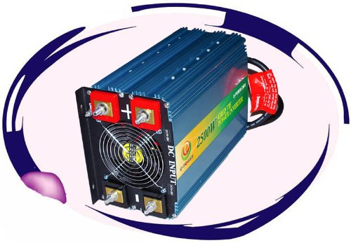 2500 Watt Grid Tie Power Inverter 14 V-28 V Dc