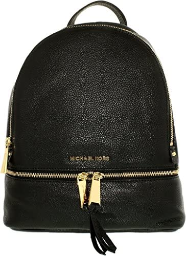 Michael Kors Small Leather Backpack