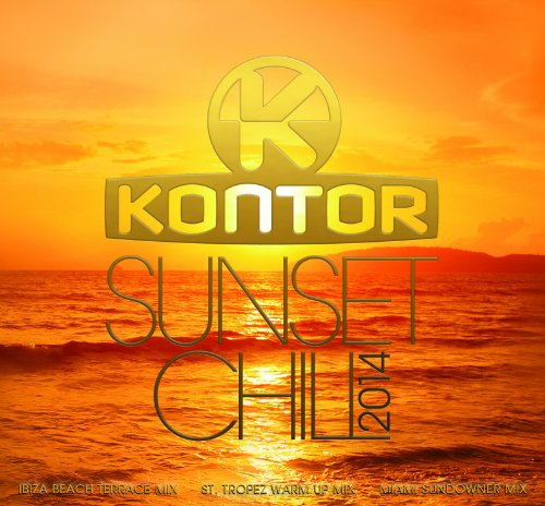 VA-Kontor Sunset Chill 2014-3CD-2014-VOiCE Download