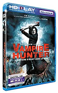 Abraham Lincoln, Vampire Hunter [Blu-ray + Copie digitale]