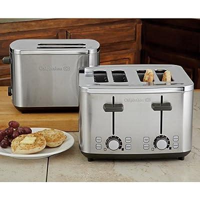Calphalon Stainless-Steel Toaster