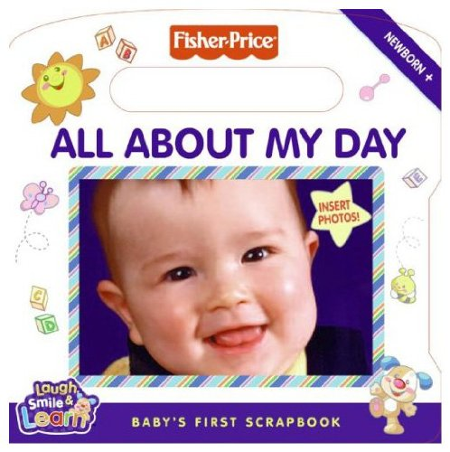 Harper Collins Fisher-Price All About My Day
