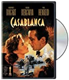 Casablanca [DVD] [Region 1] [US Import] [NTSC]