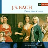 Pierre Hantaï ~ Bach - Works for Harpsichord