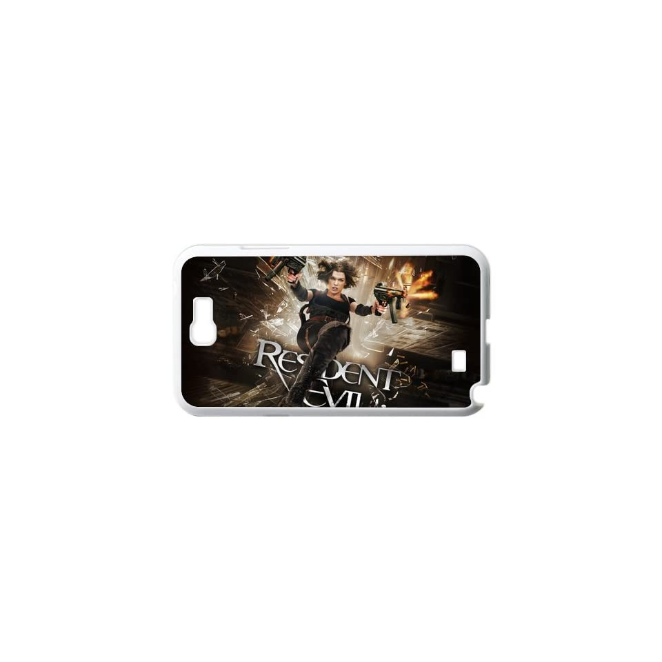 Resident Evil Samsung Galaxy Note 2 N7100 Case Hard Plastic Samsung Galaxy Note 2 N7100 Back Cover Case