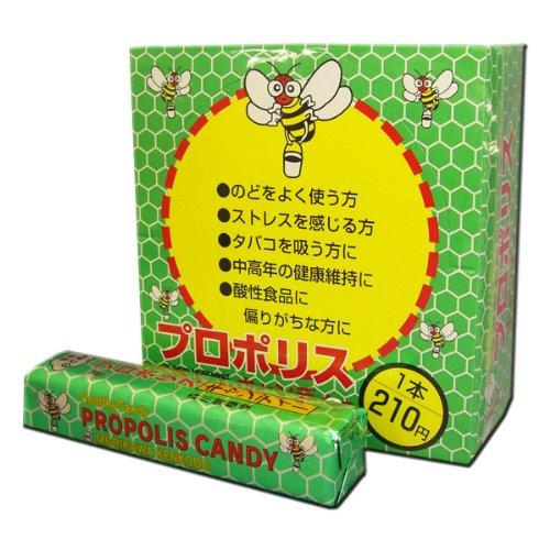 健康堂 プロポリスキャンディー箱