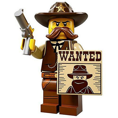 LEGO Minifigures Series 13 Sheriff Construction Toy - 1