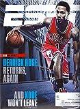 NBA PREVIEW ISSUE * Derrick Rose * Kobe Bryant * Power Rankings * October 27, 2014 ESPN, The Magazine
