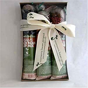 Womens Bean Project Three Gourmet Soup Bundle by Women's Bean Project