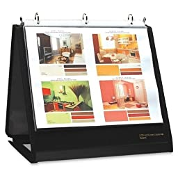 Lion Office Products Ring Binder Easel, 3/4\
