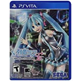 Hatsune Miku: Project Diva F 2nd - PlayStation Vita