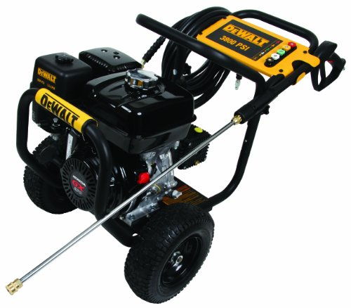 DEWALT DPW3835 3,800 PSI Honda GX270 Gas Powered Heavy Duty Pressure Washer (CARB Compliant)