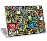 GelaSkins Protective Skin for 17-Inch PC and Mac Laptops - Bookshelf