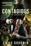 img - for Contagious (The Contagium Series Book 1) book / textbook / text book