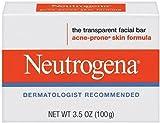 Neutrogena Acne Prone Skin Formula Facial Bar, 3.5 Ounce (Pack of 2)