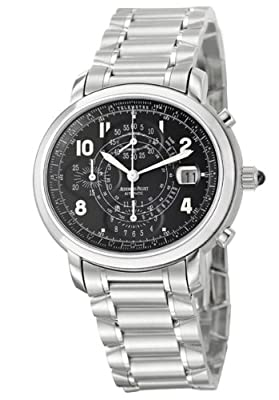 Audemars Piguet Millenary Chronograph Men's Automatic Watch 25897ST-OO-1136ST-02 by Audemars Piguet