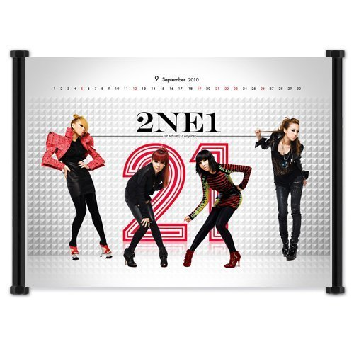2ne1-kpop-fabric-wall-scroll-poster-21x16-inches-by-overstock
