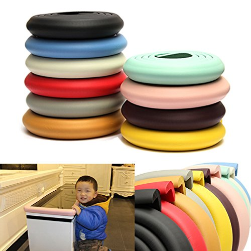 2 Meters Baby Table Desk Edge Guard Protector For Corners Various Colours Select By Familymall